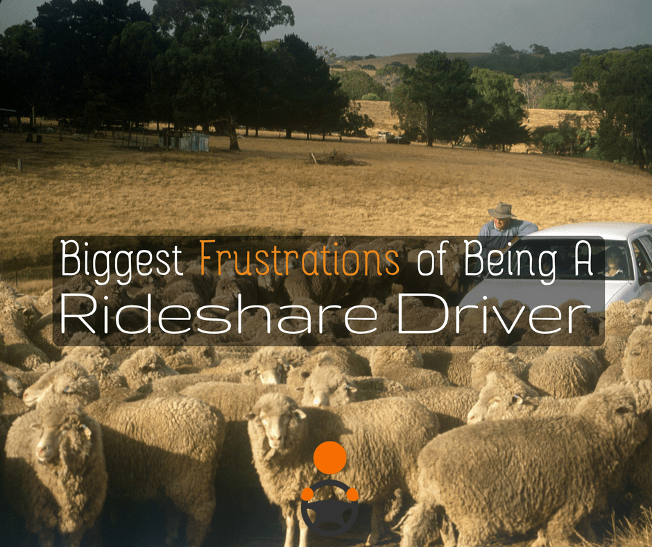 Uber Lease Car >> Biggest Frustrations of Being a Rideshare Driver