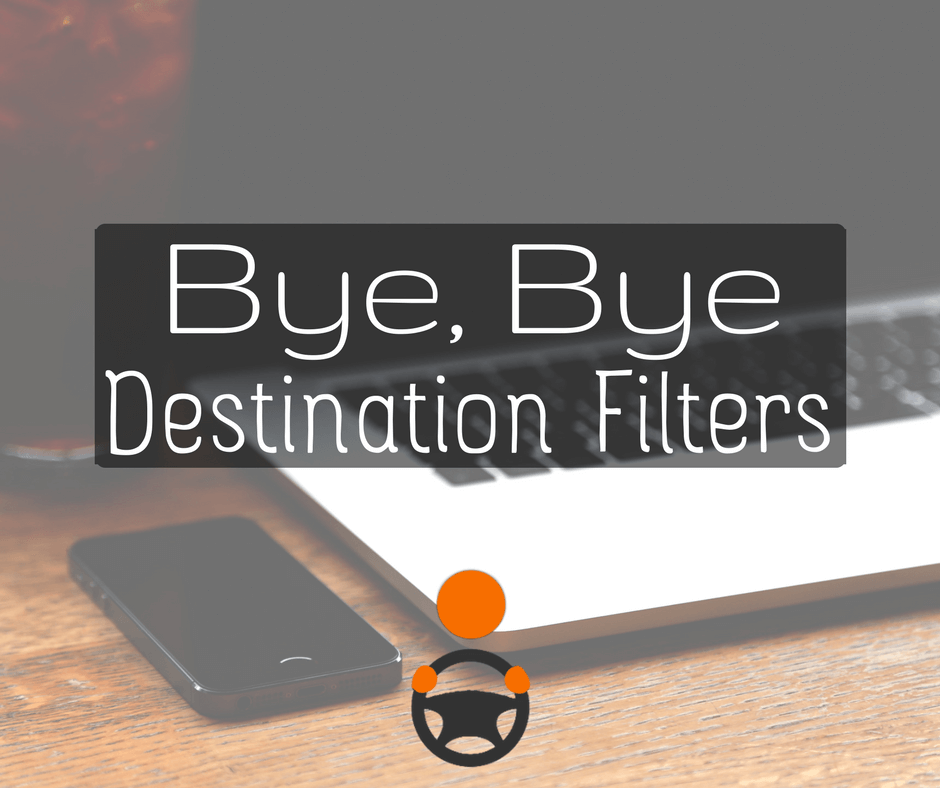 Uber decided to reduce drivers' destination filters from 6 back to 2, but why? And what does this mean for drivers and Lyft's destination filters?