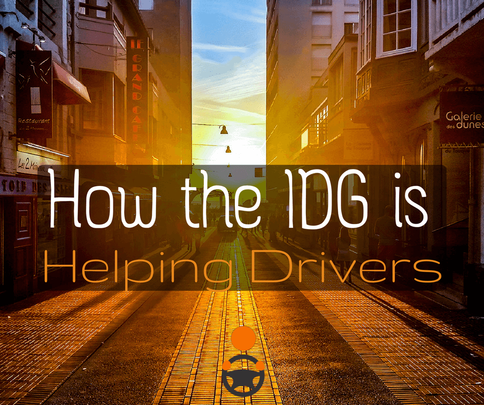 RSG061: How is the IDG Helping Rideshare Drivers