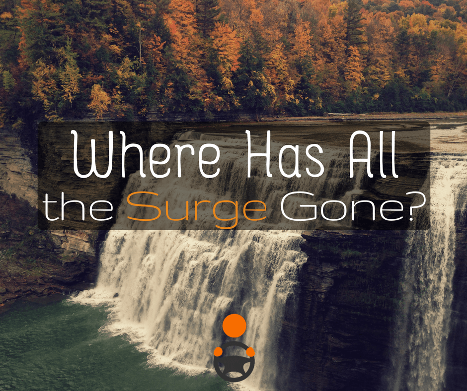 Where Has All The Surge Gone?