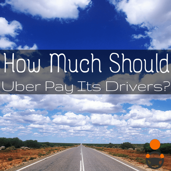 "How much should Uber pay its drivers? We assess what drivers should be making, based on the job and how Uber touts driving as the ""Ultimate Side Hustle"" -"