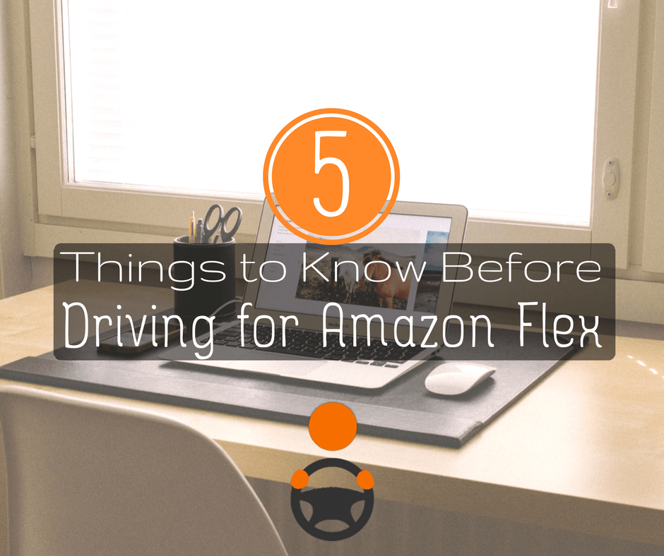 Amazon Flex – What It's Like To Deliver Packages For Amazon
