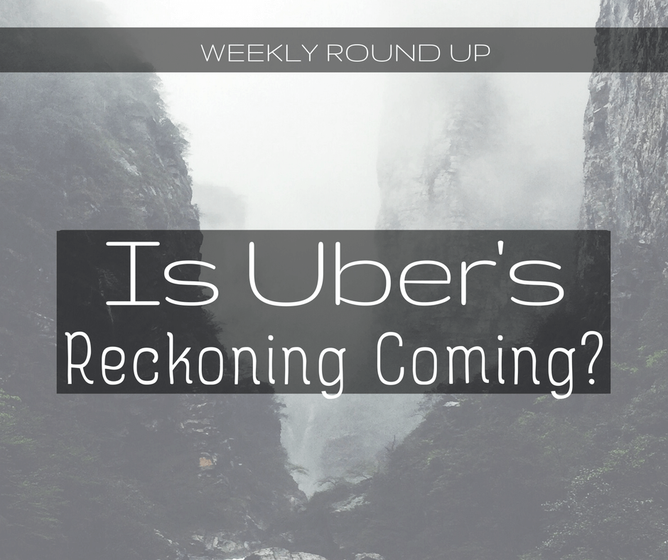 Uber Pushed the Limits of the Law. Now Comes the Reckoning.