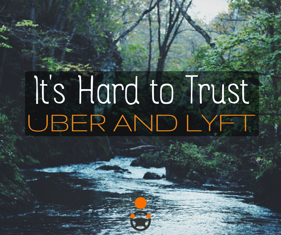 It's Hard To Trust Uber and Lyft (When They Send Me Emails Like This!)