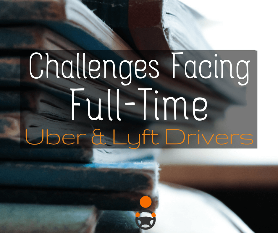 The Biggest Challenges of Being a Full Time Driver