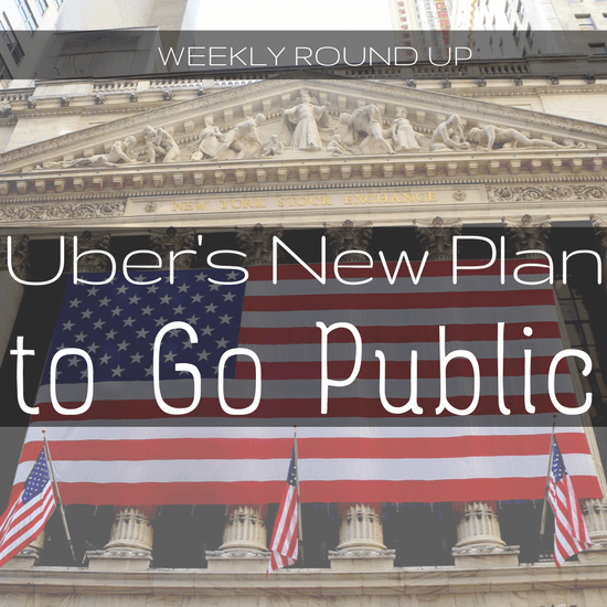 Today, senior RSG contributor John Ince covers this lawsuit plus an update on Uber's eventual/potential IPO, and merger rumors in other countrie