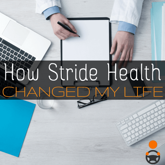 Open enrollment is here and, while you may be tempted to brush it aside, it's important as drivers to have health insurance. Stride Health is 1 option -