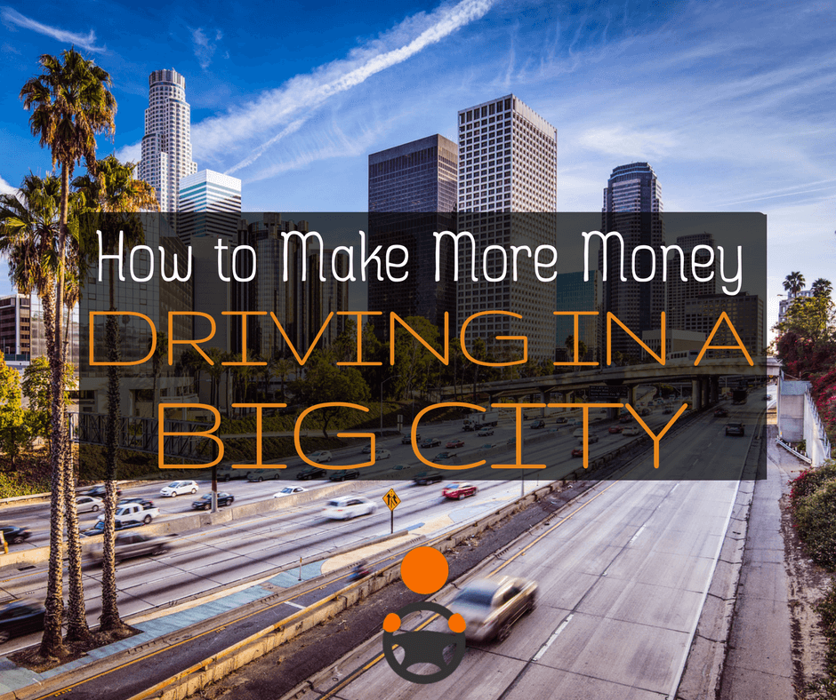 How Commuters Can Take Advantage of Driving in a Big City