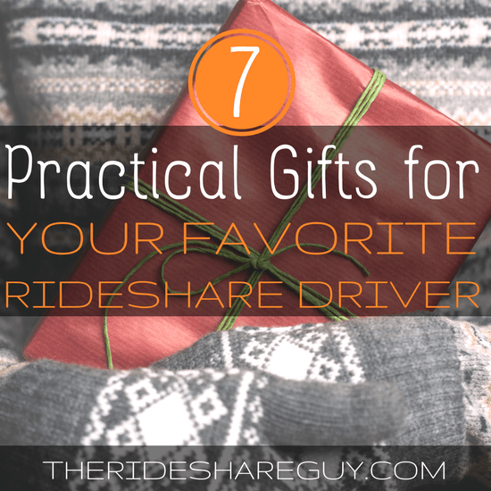 Are you looking for gifts for a rideshare friend, spouse, or family member? Here are some of the best, practical gifts for rideshare drivers -