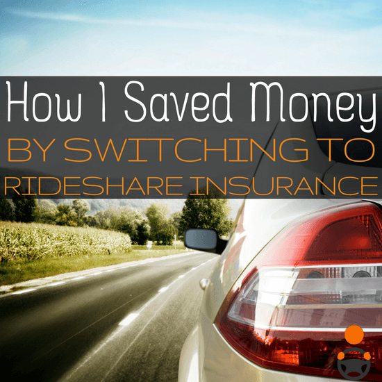 Need to get rideshare insurance but worried it will cost you more? It turns out, you might actually save money! Tips on how to save money on rideshare insurance here -