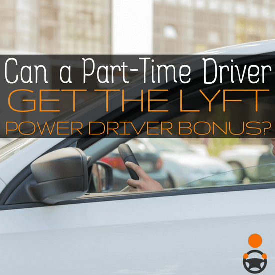 In some markets, driving to get Lyft's Power Driver Bonus (PDB) is a good strategy to earn more. But does it work in all markets, and would it work for part-time drivers?