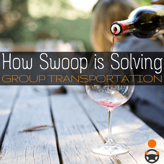 If you've ever tried to book group transportation for a lot of people (birthday, bachelor party, family reunion, work retreats, etc.), you probably know how difficult it can be to find reliable transportation. A new company called Swoop seeks to change that difficulty by making it easy to find reliable transportation - and the company partners with drivers in a mutually beneficial relationship. Sound too good to be true? Check out the latest episode where I interview Amir Ghorbani of Swoop.