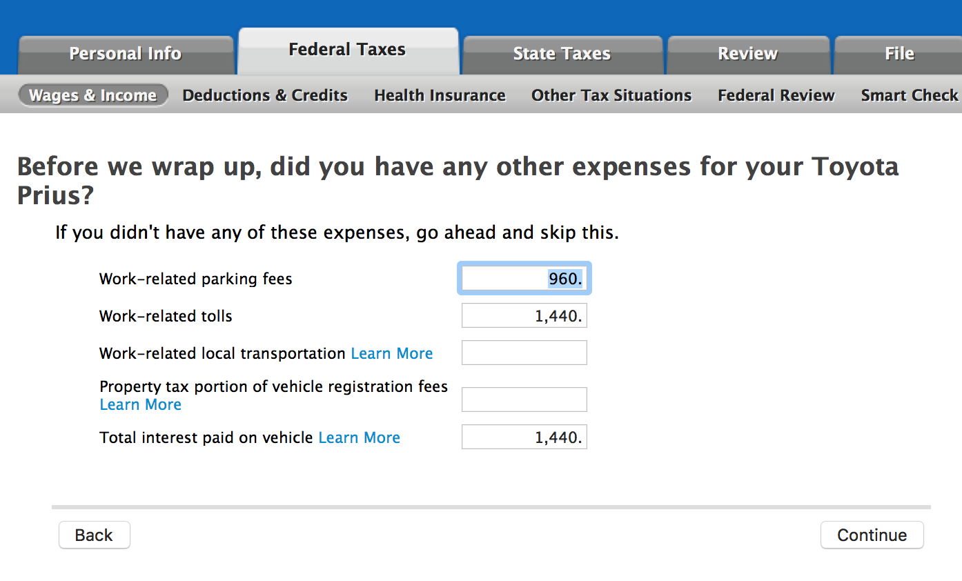 Estimate Uber Fare >> How to File Your Rideshare Taxes With TurboTax