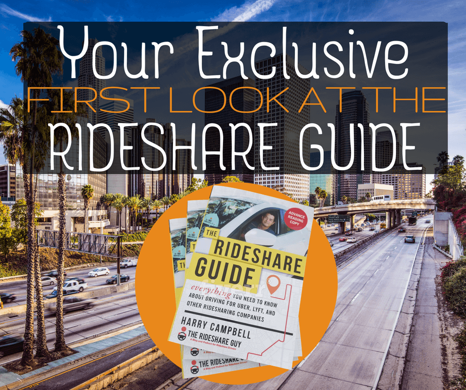 The Rideshare Guide: Everything You Need to Know about Driving for Uber, Lyft, and Other Companies