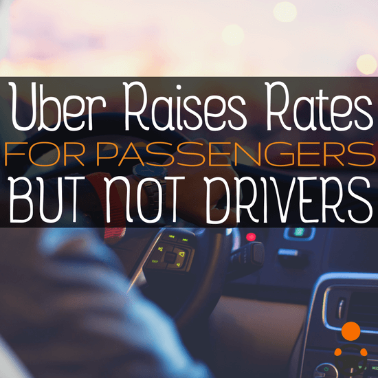 Uber recently announced it would be raising rates on passengers in certain markets, which made us curious: would drivers see a corresponding increase? Senior RSG contributor Christian Perea breaks the latest news and what it means for drivers.