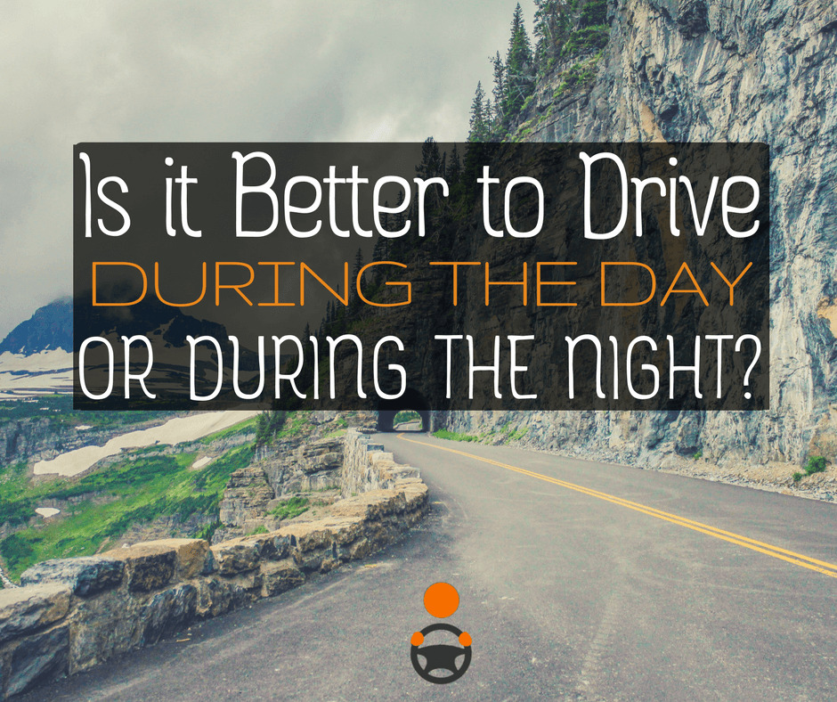 Is it better to drive during the day time or the night time? We put that question to the test by having senior RSG contributor Jay Cradeur evaluate exactly which time (day or night) is better in all aspects for drivers. What do you think?