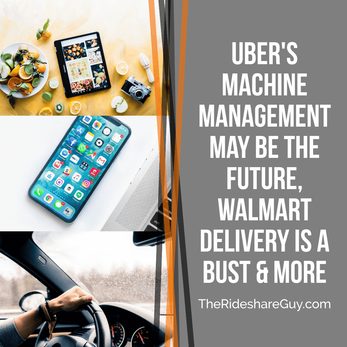Uber's Machine Management May Be the Future & More