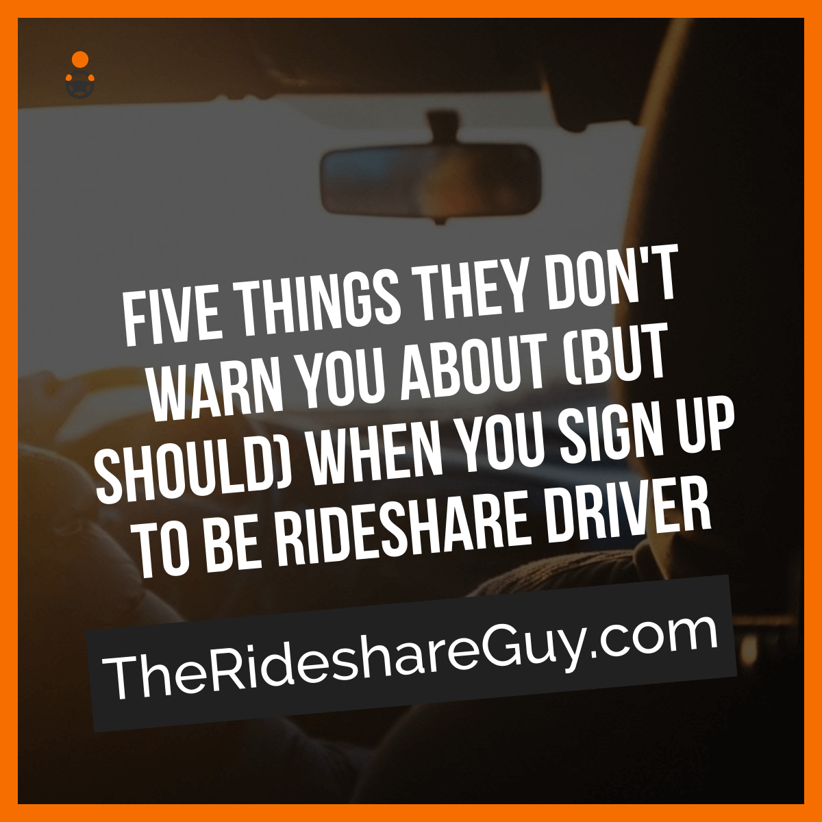What's the craziest thing that has ever happened to you while rideshare driving? If you're a new driver (or just curious about what's happened to other drivers), we had senior RSG contributor John Ince share some of the 5 things/passengers rideshare companies should warn you about (but don't!) before rideshare driving.