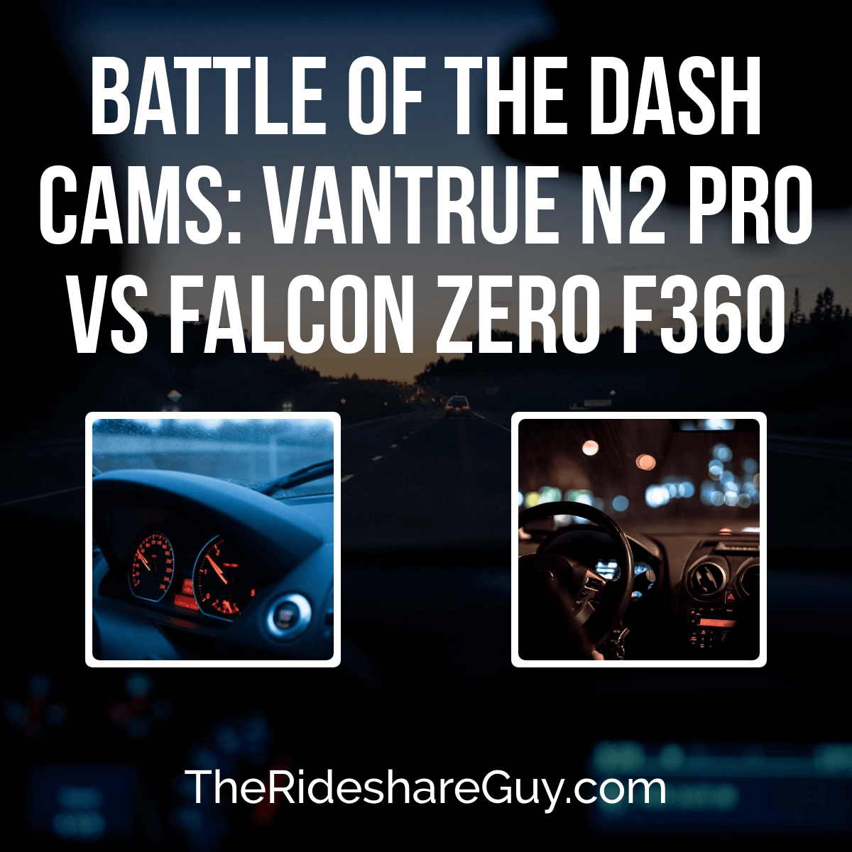 If you've been driving for any period of time, you know how important it is to have a dash camera. But how do you know which one to choose without testing it out? Senior RSG contributor Will Preston tests out two of the heavyweights and shares his results below.
