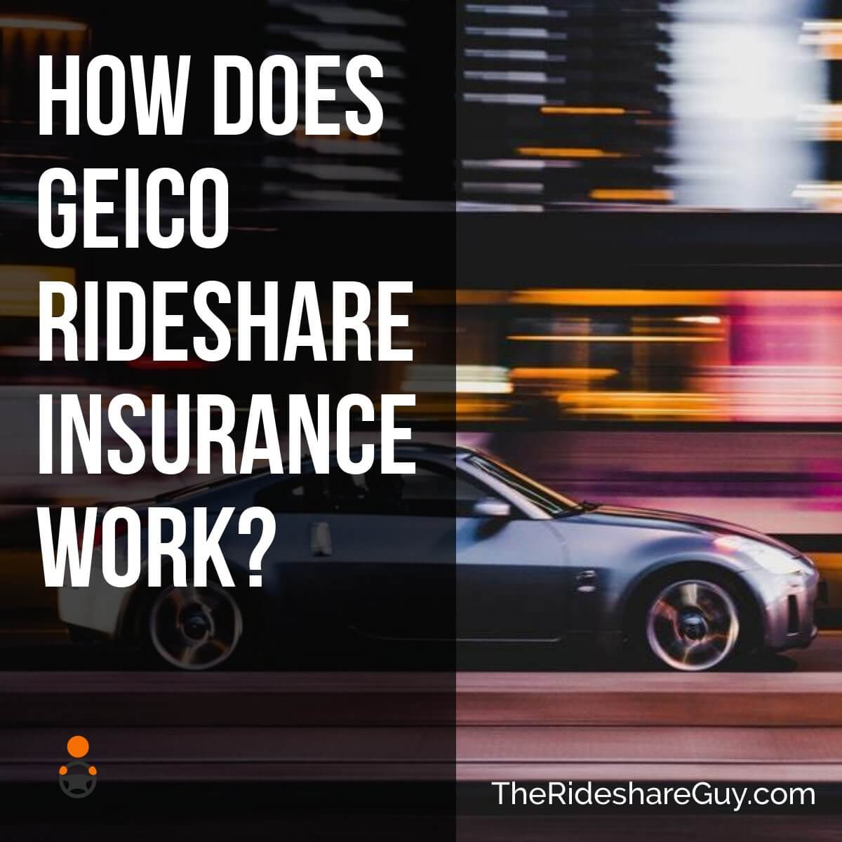 Rideshare insurance can be a complex topic, but as more carriers launch policies, there are more options and resources available for drivers every day.  Today, RSG contributor Melissa Berry takes a look at GEICO's rideshare insurance policy.  For a full listing of rideshare insurance options in your state, head over to our Insurance Marketplace.