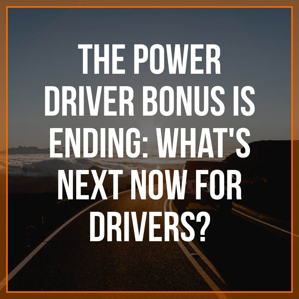 Goodbye To Lyft Power Driver Bonus – I'll Miss You