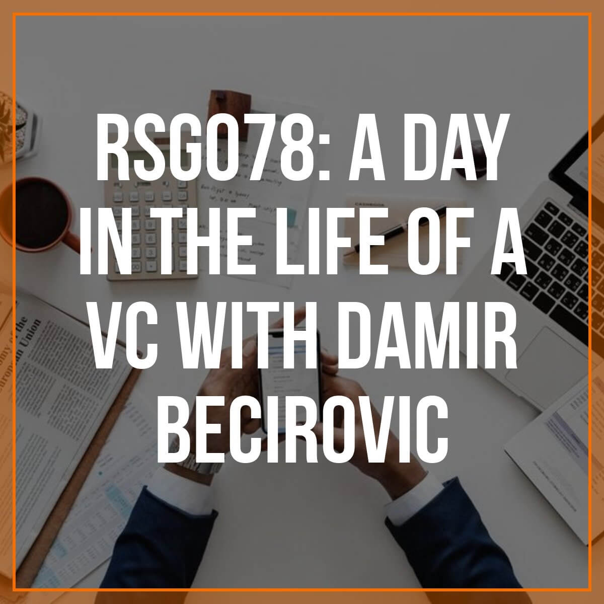 If you've ever wondered how small companies get big funding, this podcast episode is for you. I talk with Damir Becirovic, a venture capitalist with Index Ventures, about investing in companies like Bird and so much more. If you have a company or idea in mind, you definitely want to check out this episode to see how VCs like Damir evaluate companies and, ultimately, how they decide to invest in them.