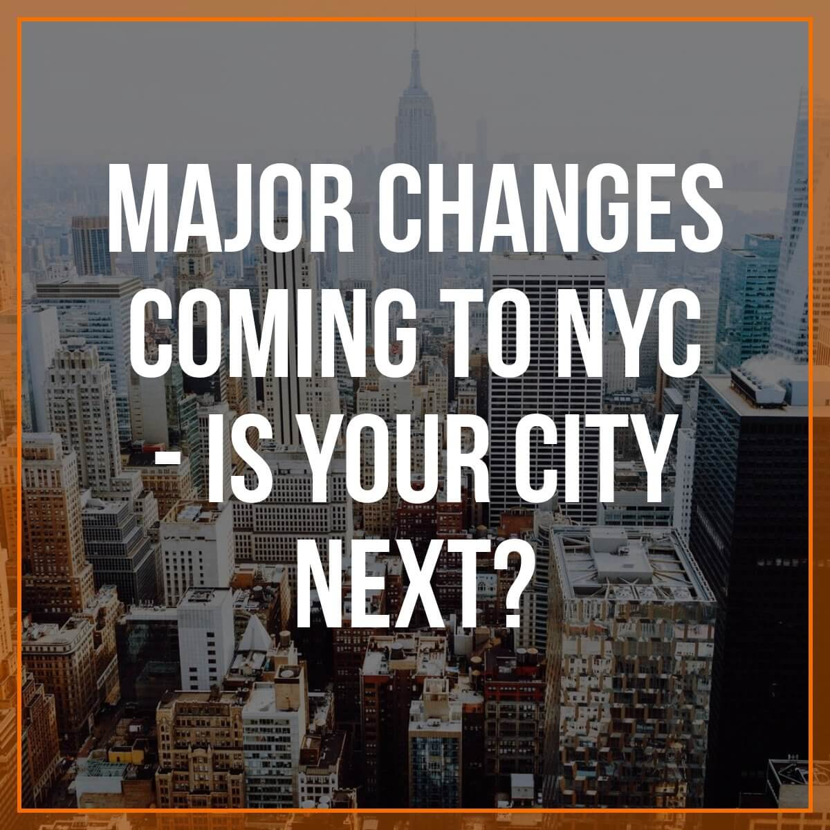 Big news in NYC - the New York City Council enacted major changes in drivers favor and against Uber/Lyft. What impact will this have on drivers? Senior RSG contributor Christian Perea covers the latest below.