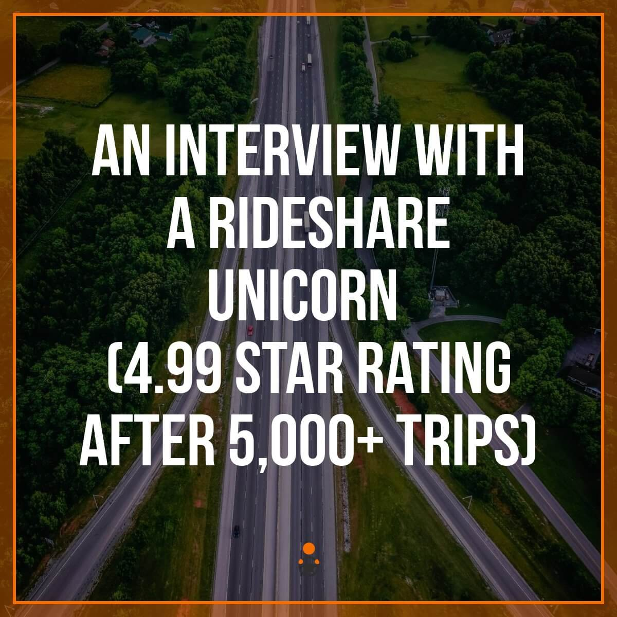 Have you wondered how some drivers can maintain a 4.9 or even 5-star rating after thousands of trips? How do they make it look so easy? In this episode, we're talking with one of those unicorn drivers, a driver with a 4.99 star rating, who's given over 5,000 rides. We'll discuss how he maintained such a high rating, and his secrets for getting five-stars every time.