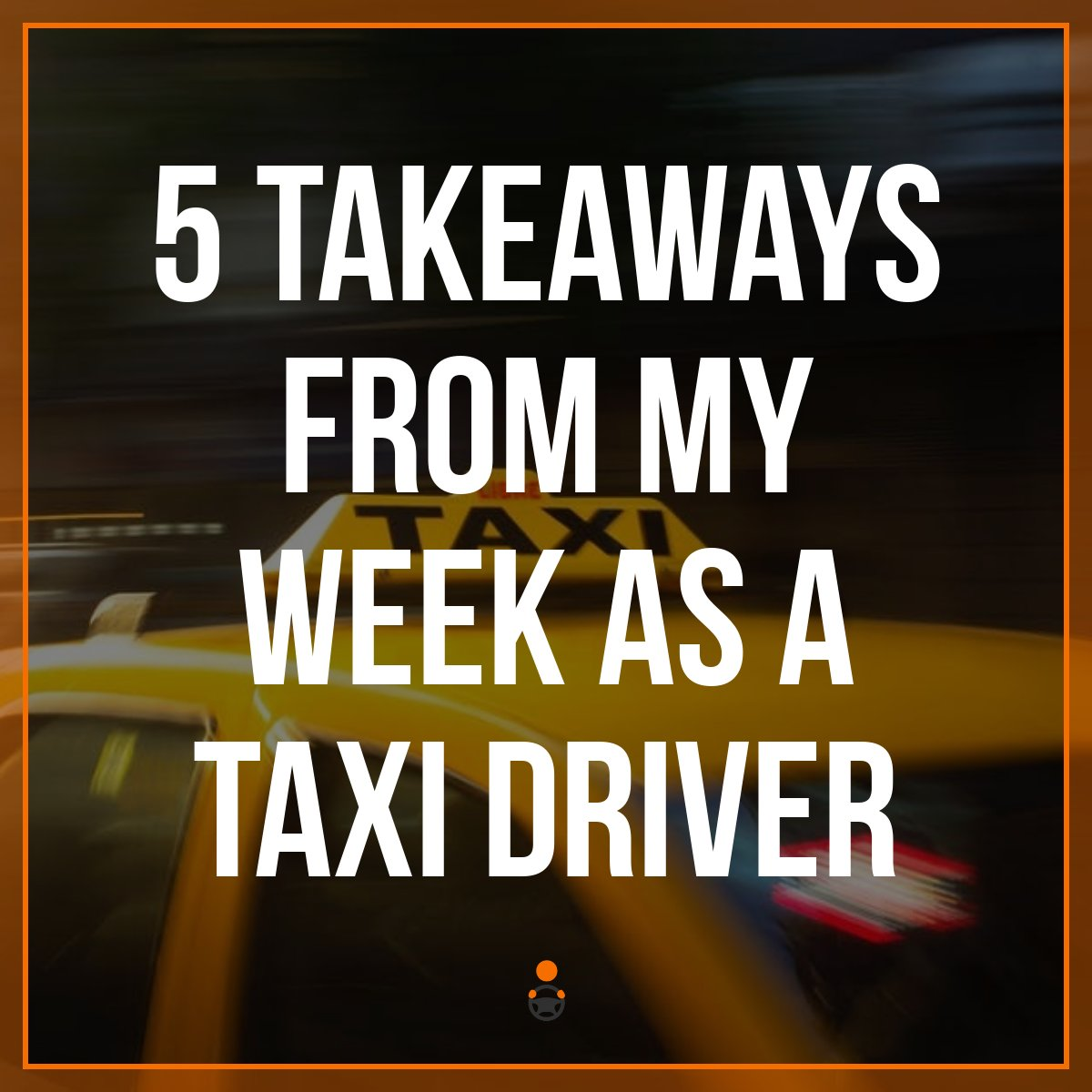 What's It Like To Be A Taxi Driver vs an Uber Driver?