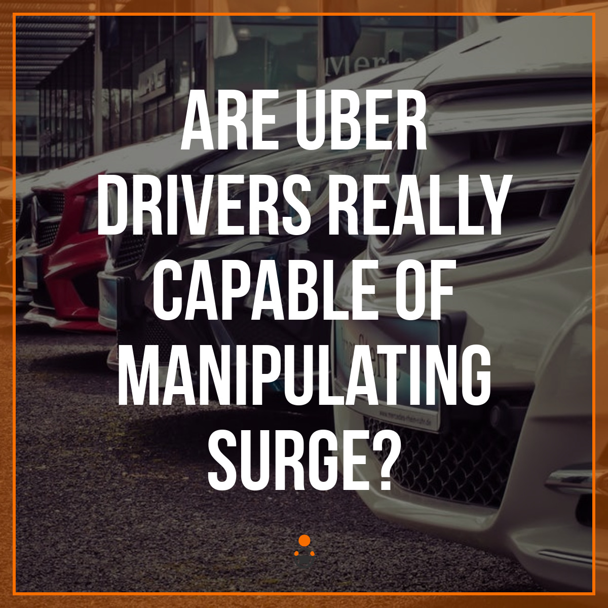 Are Uber Drivers Really Capable of Manipulating Surge?
