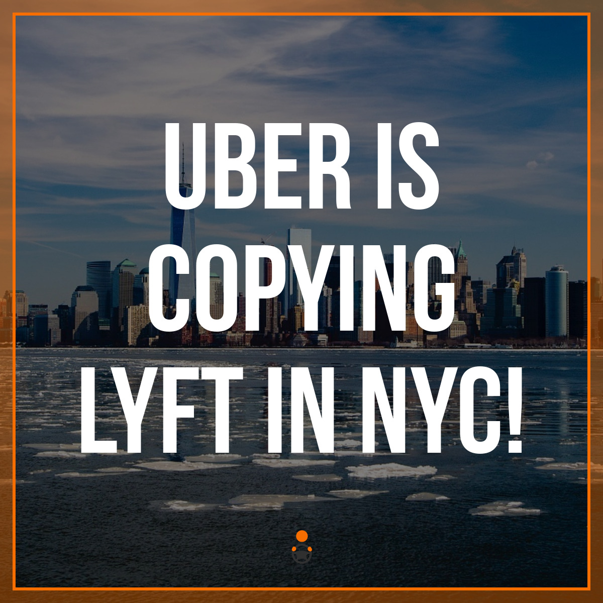 Uber is Copying Lyft in NYC!