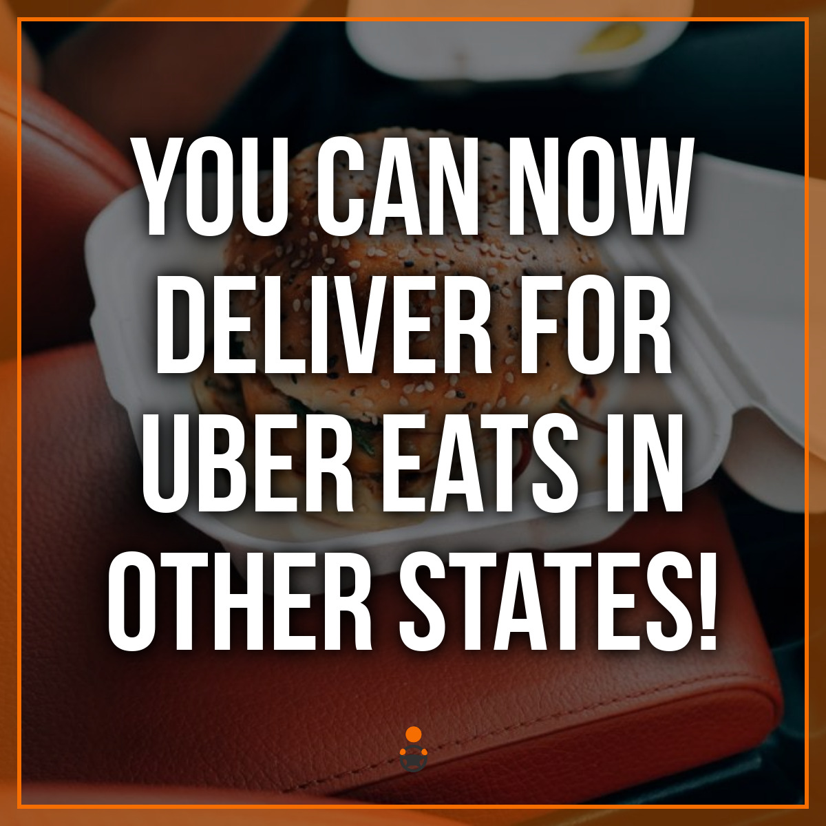 Uber Eats Now Allowing Drivers to Deliver in Other States