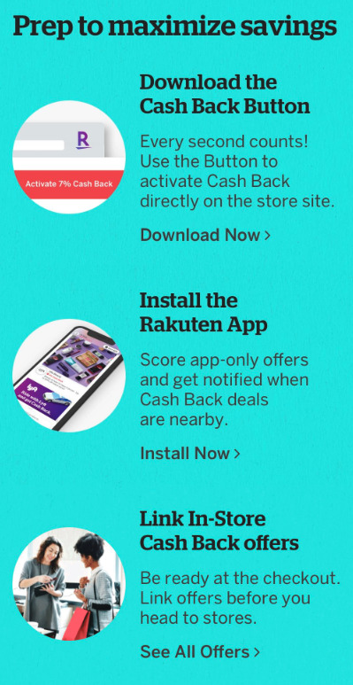 how to best use rakuten