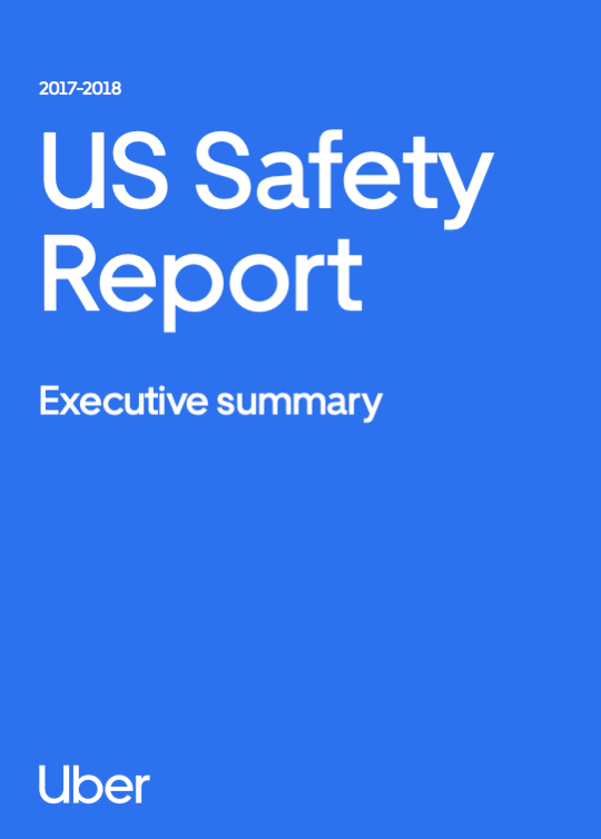 Uber Releases Two Year Safety Report – How Bad Is It Really?