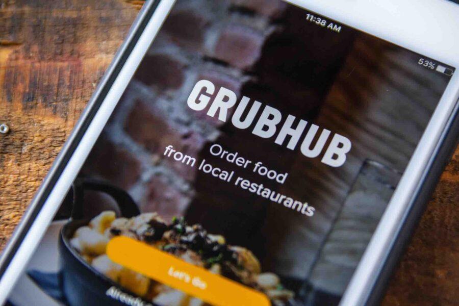 grubhub app