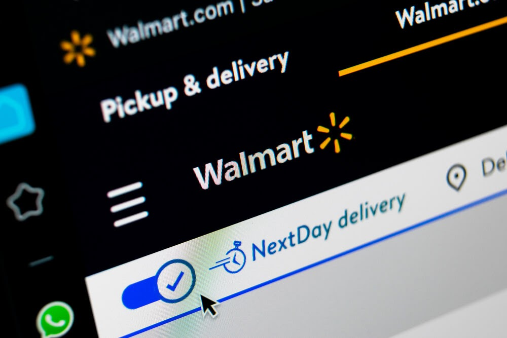 Walmart and Instacart Announce New Partnership