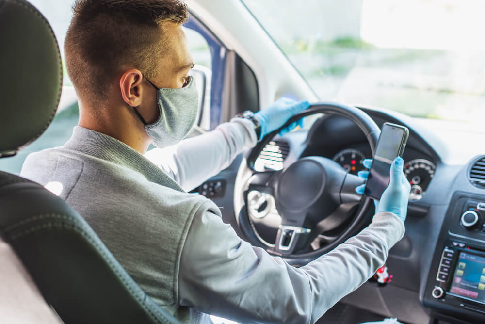Uber's New COVID Safety Announcement: Mask Verifications & More