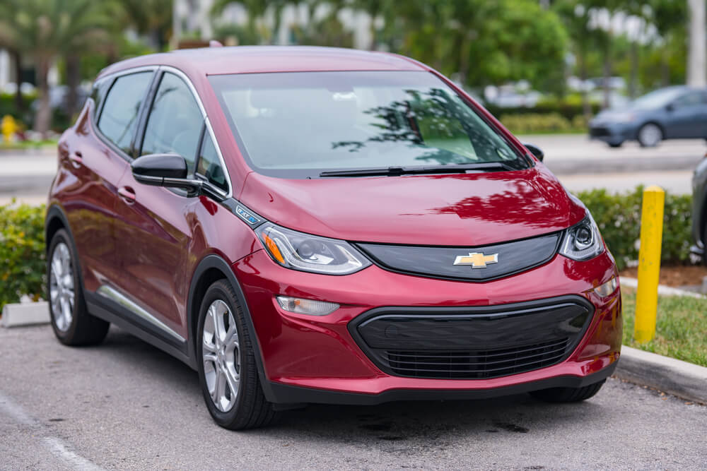image of chevy bolt