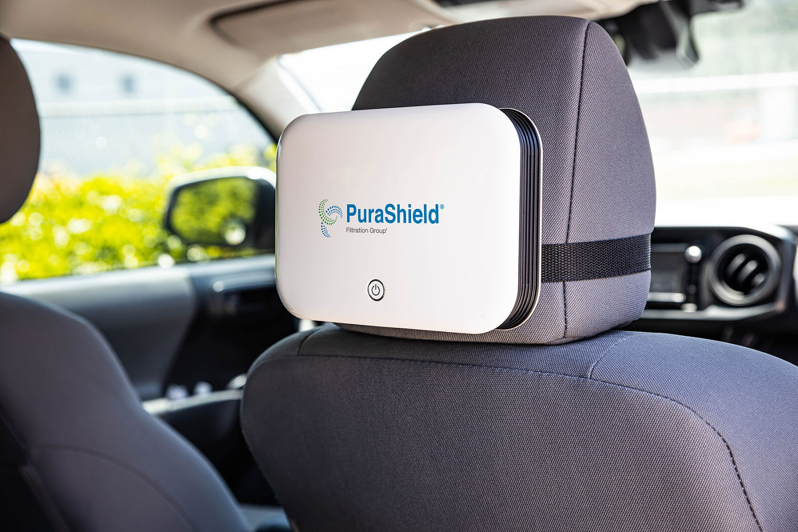 PuraShield Mini: A Small But Powerful Air Purifier for Uber and Lyft Drivers