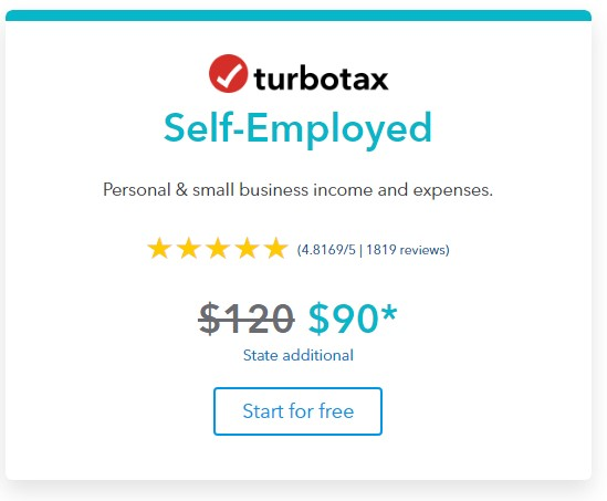turbotax cost tax guide