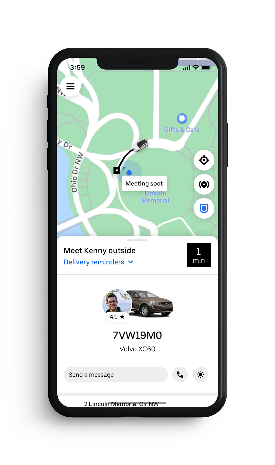 Uber Rolls Out New Go Get Initiative & Features