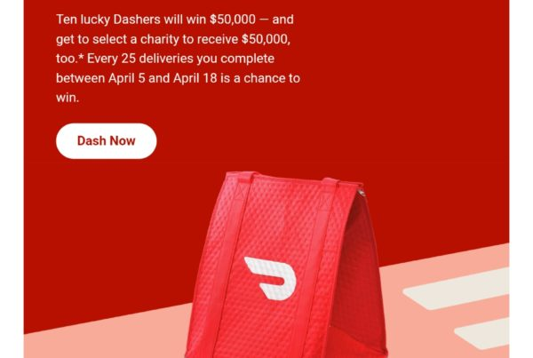 doordash driver bonus