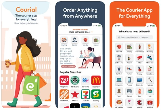 Courial: Earn Up to $25/Hr with This New Delivery Company