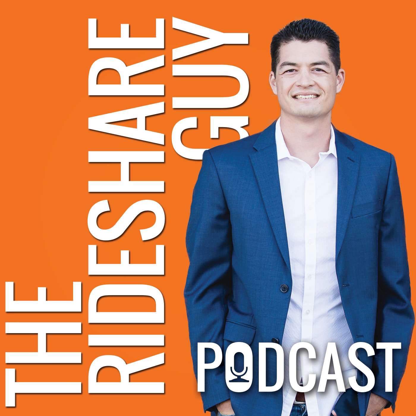 The Rideshare Guy Podcast : A Community for Rideshare Drivers | Uber | Lyft | Postmates | DoorDash